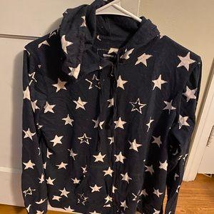 Star spangled hoodie